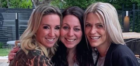 Kathleen Aerts over reünie K3: 'Binnenkort komen Karen en Kristel bij mij logeren'
