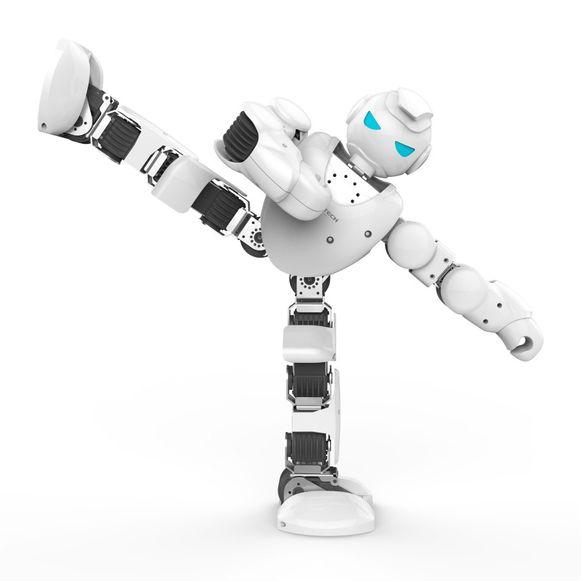 De Alpha 1S betekent vooral een vooruitgang op gebied van robotische ledematen.