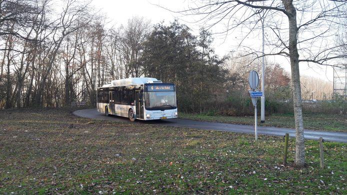 Lijn 6 Terneuzen-Sas van Gent is één van de negen buslijnen in Zeeland waarop in het weekend kleinere bussen gaan rijden.