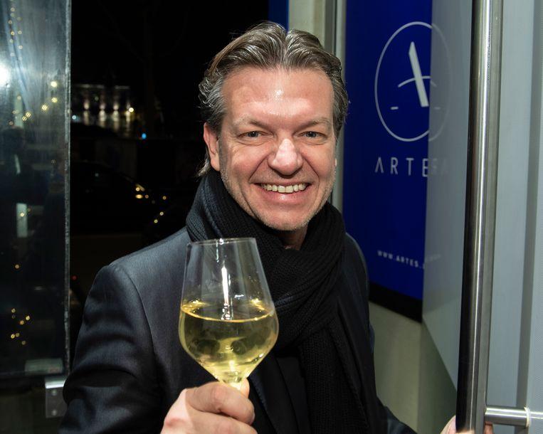 Miguel Dheedene, de ex-partner van Tanja Dexters.