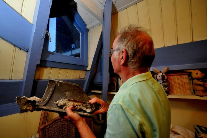 De 68-jarige Ben Wagner werd bijna voor 5000 euro opgelicht door twee mannen die een lekkage wilden 'repareren'
