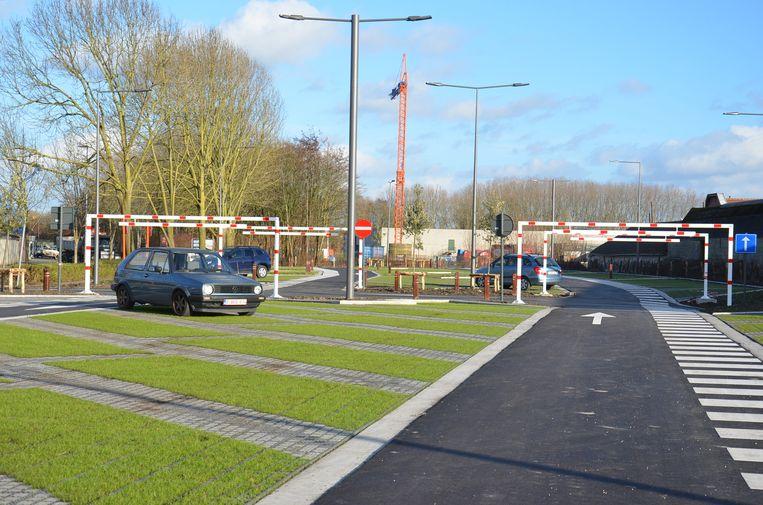 De vernieuwde Mallaardparking