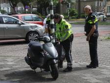Jongen op scooter aangereden door automobilist in Oss