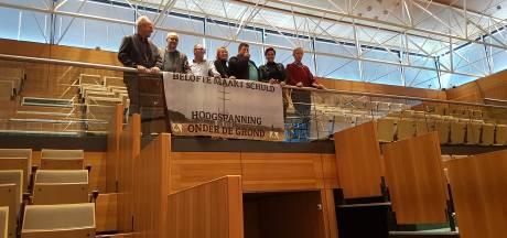 Ondergronds brengen van hoogspanningsmasten 's-Heerenbroek weer een stapje dichterbij