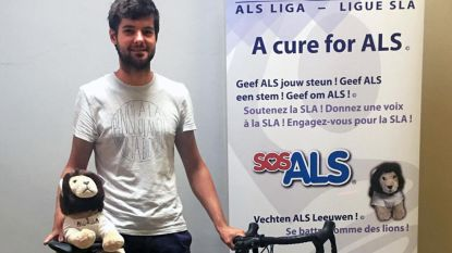 Ignace (28) fietst 26.000 kilometer naar Japan