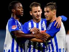 FC Eindhoven wint van Telstar; twee goals Bourard en Swinkels pakt penalty