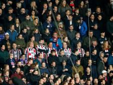 Willem II - Ajax is al uitverkocht; Willem II - Fortuna bijna