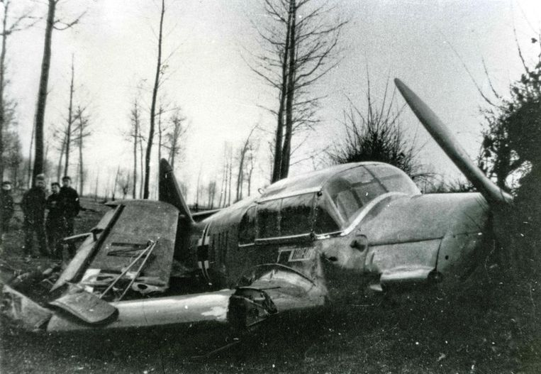 Hitler Was Woest Na Crash In Vucht Maasmechelen Regio Hln