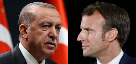 Erdogan s'en prend à nouveau à Macron