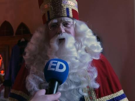 Eerste drukke dag voor Sint in Kasteel Helmond