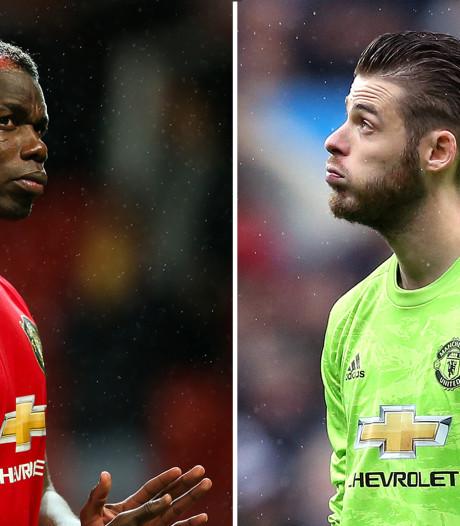 United zonder Pogba en De Gea in klassieker tegen Liverpool
