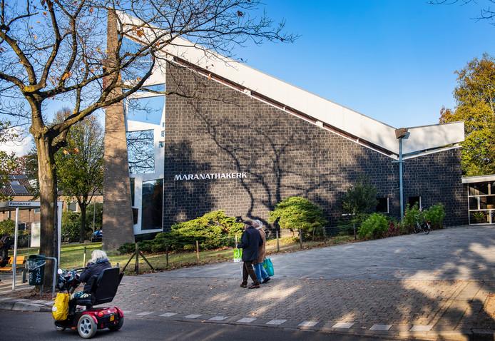 Nijmegen/Nederland: MaranathakerkDgfotofoto: Bert Beelen