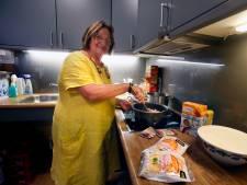 Henny Klaui kookt met haar hart voor bewoners van Het Gasthuis in Gorinchem