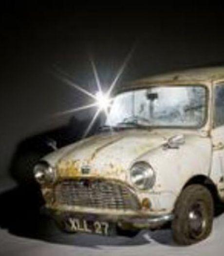 Oudste Mini wordt in originele staat geveild