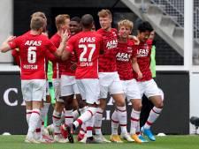 AZ ontsnapt tegen Viktoria Plzen door goals Koopmeiners en Gudmundsson