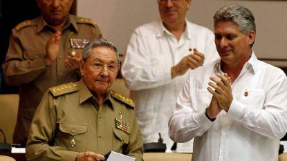 Verkiezingen in Cuba: begin van einde van Castro-tijdperk