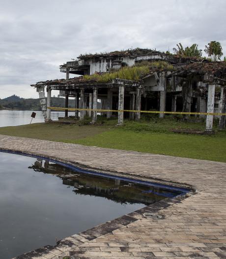 Kijk uit wat je zegt en tegen wie: in Medellin wordt Escobar nog steeds verafgood