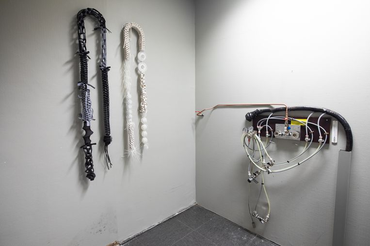 Laatste tentoonstelling in CC Muze.