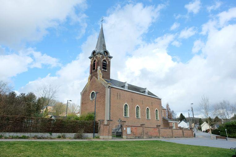 Sint-Michielskerk van Terlanen.