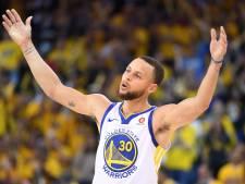 Gelukkig doet Stephen Curry volgend jaar wel mee aan de Olympische Spelen. Zegt hij...