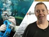 Zo beleefde Jostibandlid Theo het onderwaterconcert
