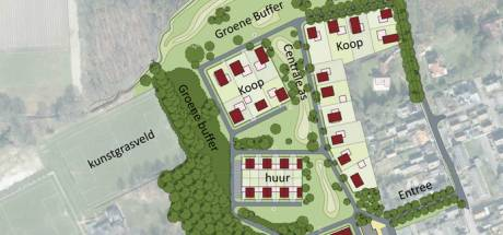 Info-avond over bouwplan Noordrand in Ossendrecht, uitgifte nadert