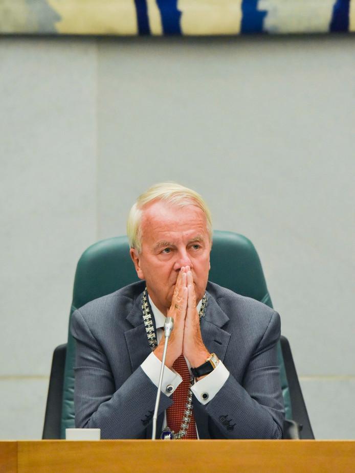 Burgemeester Noordanus vertrekt per 1 oktober