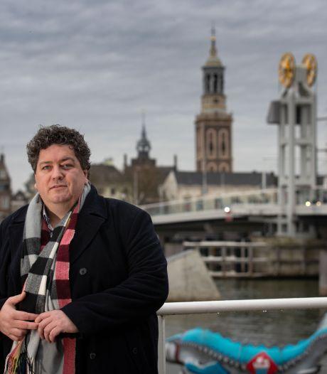 Kersverse Kampenaar Stefan Nijhuis naar Overijsselse Staten: 'Misschien moet statenzaal naar Kampen verhuizen'