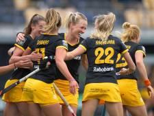 Loting kwartfinales Gold Cup: vrouwen HC Den Bosch naar Laren