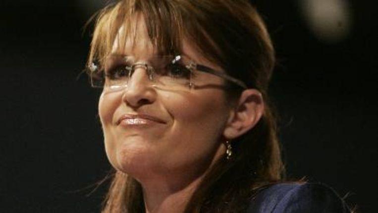 Sarah Palin (AP) Beeld