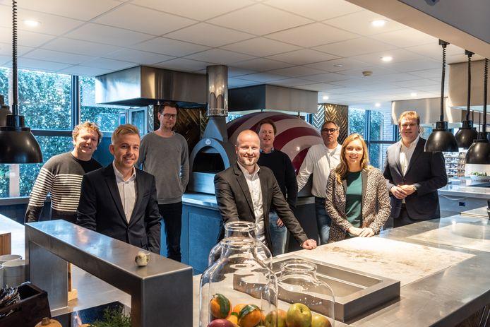 Amersfoortse restaurateurs gaan voor hun eigen gasten koken bij Van der Valk Hotel Amersfoort A1.