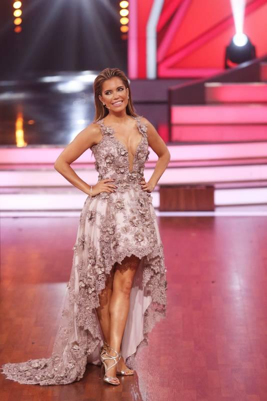 Sylvie presenteerde Let's Dance zeven jaar lang.