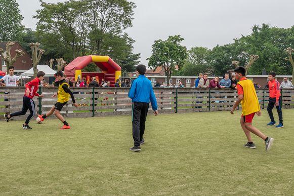 Jong als oud kan zondagnamiddag kennismaken met de meest uiteenlopende sporten