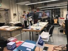 LIVE: uitslagen druppelen binnen, Jorritsma noemt opkomst in Eindhoven tragisch
