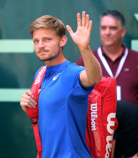 Goffin s'incline face à Federer en finale à Halle