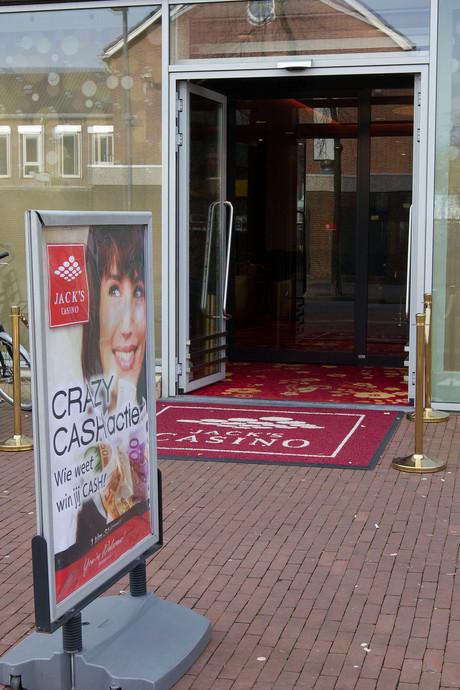 Helmond wil drie casino's in stad