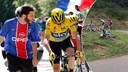 Chris Froome heeft het vaak zwaar te verduren in Frankrijk.