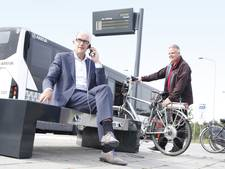 Uden plaatst 'zonnebank' bij busstation