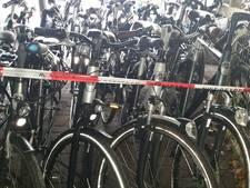 Twintig gestolen fietsen aangetroffen in garagebox in Helmond