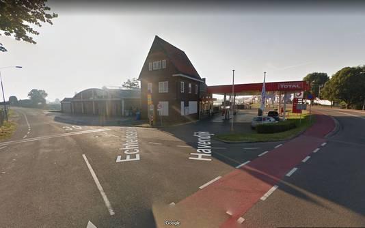 Total Tankstation Van Dijkhuizen Havendijk.
