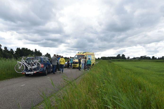 Ongeluk bij Harderwijk