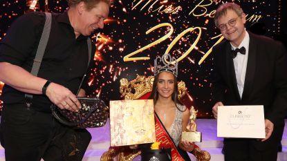 Pas Miss België en al in het bezit van 13.000 euro aan kunst
