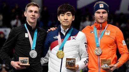 Koreaan die Bart Swings van olympisch goud hield, is jaar geschorst voor mishandeling