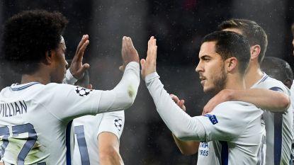 De strafste stats in de CL: Hazard laat Mertens en Sonck achter zich als Belgisch topschutter