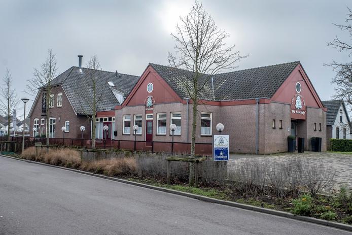 Café-restaurant De Kastanje in Millingen.