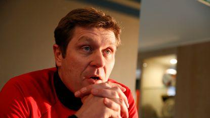 """Zo keek Verheyen een jaar geleden naar een carrière als clubtrainer: """"Ik wil zien hoe ver ik kan komen"""""""