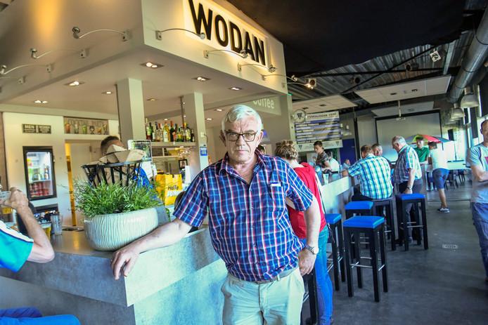 Harrie van de Ven, voorzitter van VV Wodan in Eindhoven.