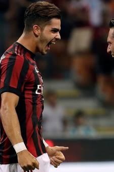 Milan haalt uit en is praktisch zeker van groepsfase Europa League