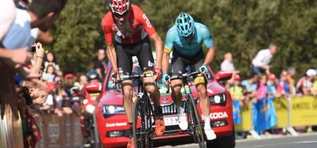 Kijk hier hoe Belg Armée achttiende rit Vuelta wint
