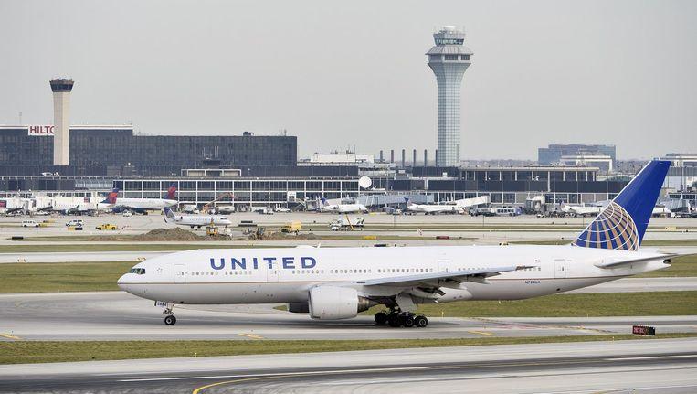 Twee Dronken Piloten Opgepakt Net Voor Vertrek Vliegtuig United